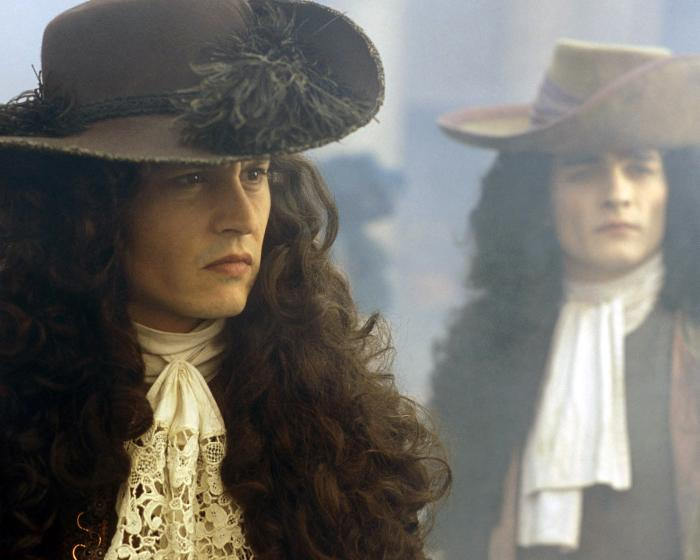 THE LIBERTINE, Johnny Depp, 2004. ©Weinstein Company